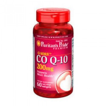 Coenzima Q-10 200mg (CoQ10) Puritan