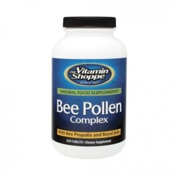 Pólen de Abelha 1000mg (Extrato Anti-Envelhecimento) Vitamin Shoppe