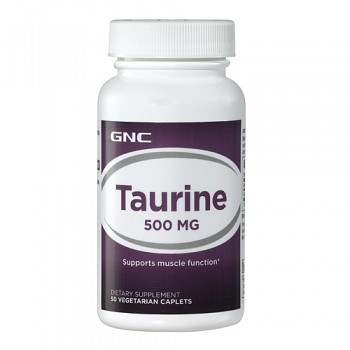 GNC Taurina 500mg (Antioxidante)