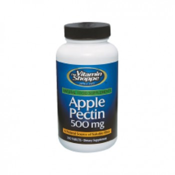 Pectina da Maçã 500mg (Fibra Natural) Vitamin Shoppe