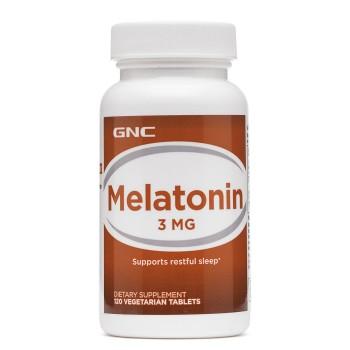 GNC Melatonina 3mg (Insônia)