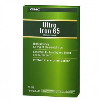 GNC Ferro 65mg