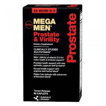 GNC Mega Men Próstata & Virilidade