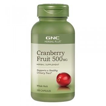 GNC Cranberry 500mg Oxicoco (Diurético)
