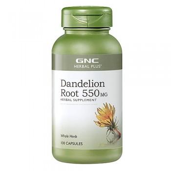 GNC Dente-de-Leão 550mg (Saúde do Fígado)