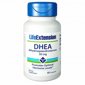 DHEA 50mg Life Extension
