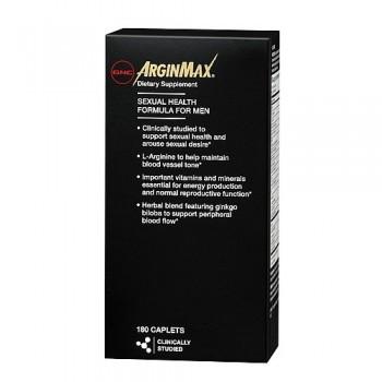 GNC Arginmax Men (Estimulante Sexual Masculino) 180
