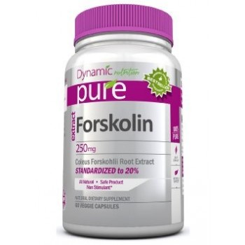 Forskolina Pure (Reduz Gordura Corporal)