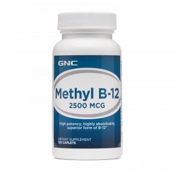 GNC Metil B-12 2500 mcg