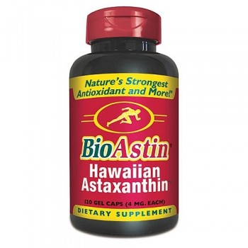 Astaxantina BioAstin 12mg (Super Antioxidante) 120