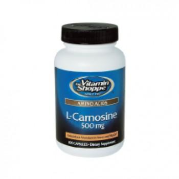 L-Carnosina 500mg (Performance do Atleta) Vitamin Shoppe