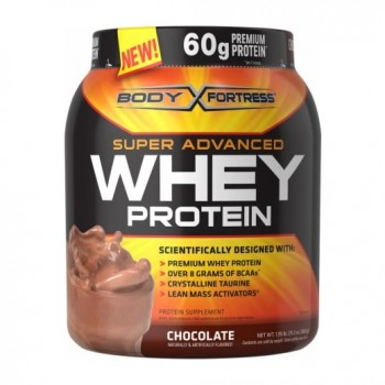 Whey Protein Body Fortress (Chocolate) 900gr