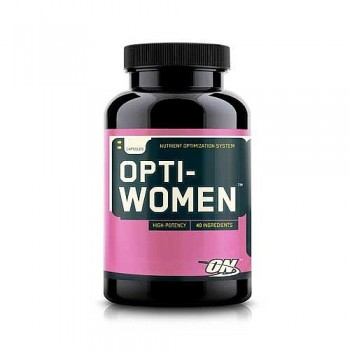 O.N. OPTI-WOMEN Optimun Nutrition (Multivitamínico Feminino) 120