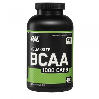 O.N. BCAA 1000mg 400 Cápsulas