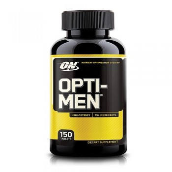 O.N. OPTI-MEN Optimun Nutrition (Multivitamínico Masculino) 150