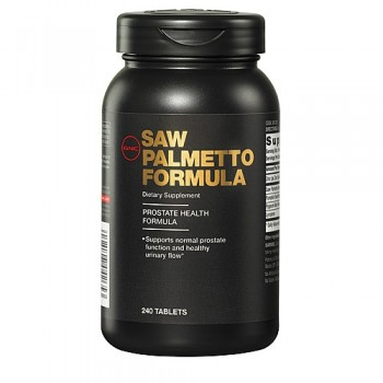 GNC Saw Palmetto Formula 500mg (Próstata) 240