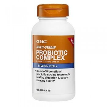 GNC Complexo Probiótico 1 Bilhão de Microorganismos (Flora Intestinal)