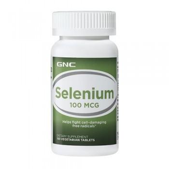 GNC Selênio 100mcg (Antioxidante)
