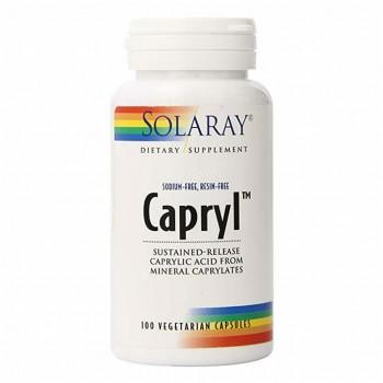 Capryl Sodium and Resin-Free Solaray
