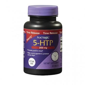 5-HTP 200mg (Ansiedade, Stress e TPM) Natrol 30