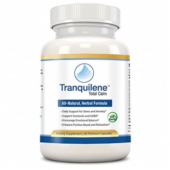 Tranquilene (Suplemento Natural p/ Controle da Ansiedade) 60