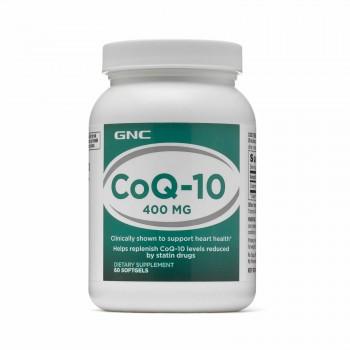 GNC Coenzima Q-10 400mg (CoQ-10) 60