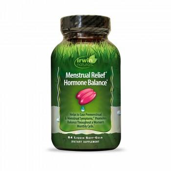 Equilibrio Hormonal Irwin (Alivio Sintomas da Menstruação)