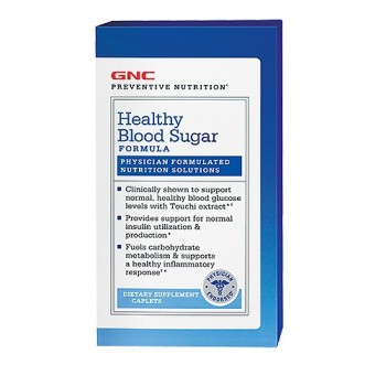 GNC Controle do Açúcar no Sangue (Auxilia Contra Diabetes) Preventive Nutrition 90