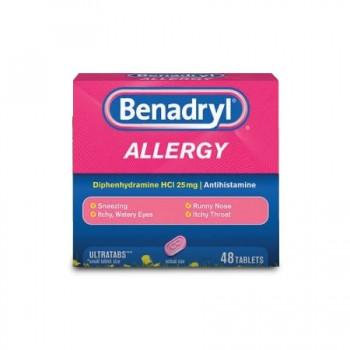 Benadryl (Anti-Alérgico) 48