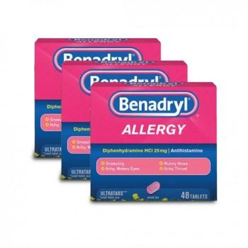 Benadryl (Anti-Alérgico) 144