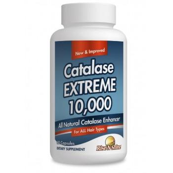 Catalase Extreme 10.000 Go-Away-Gray (Remédio p/ Eliminar Cabelos Brancos) 60