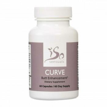 Isosensuals Curve Pills (Suplemento para Aumento dos Gluteos)