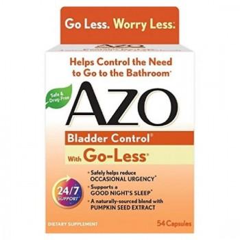 AZO Controle da Urgência Urinária (Bexiga Hiperativa) 54