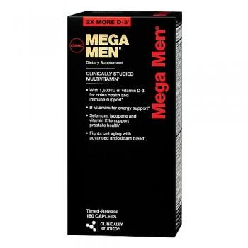 GNC Mega Men Multivitamínico 180