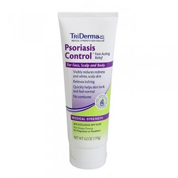 Psoríase Creme Triderma (Tratamento p/ Cabelos, Rosto e Corpo)