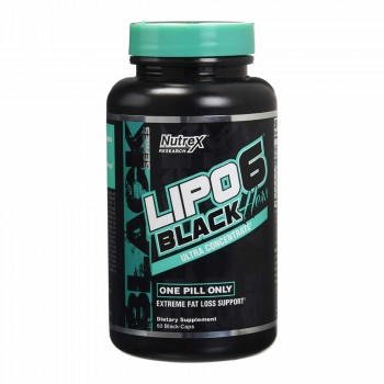 Lipo 6 Black Ultra Concentrado Hers (Queimador de Gordura Feminino)