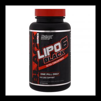Lipo 6 Black Ultra Concentrado (Queimador de Gordura Unisex)