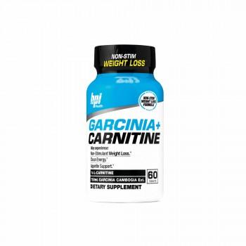BPI GARCINIA+CARNITINE