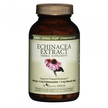 GNC Equinacea 500mg (Sistema Imune)