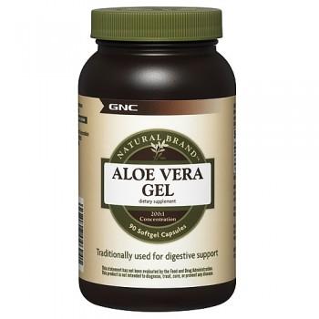 GNC Óleo de Aloe Vera 25mg (Digestão Saudável)