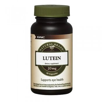 GNC Luteína 20mg (Saúde dos Olhos)