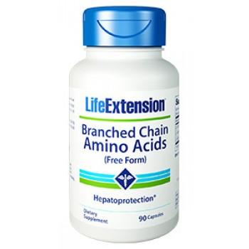 BCAA (Crescimento Muscular) Life Extension 90