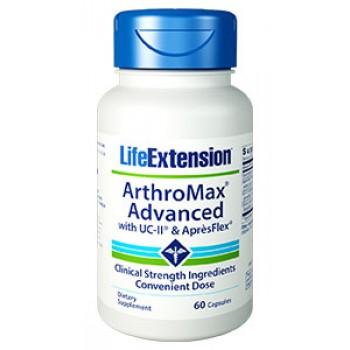 Arthromax c/ ApresFlex (Articulações) Life Extension 60