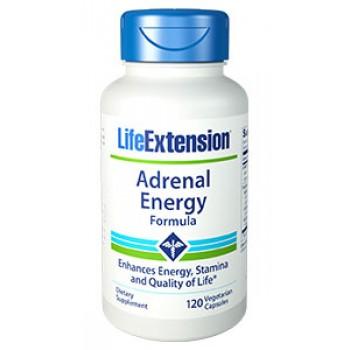 Adrenal Energy (Defesa Contra o Stress) Life Extension 120
