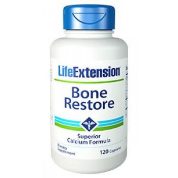 Bone Restore (Restauração dos Ossos) Life Extension 120