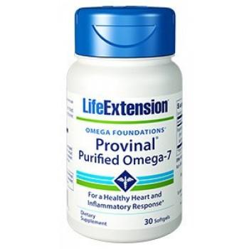 Omega-7 Purificado 210mg (Ácido Graxo) Life Extension 30