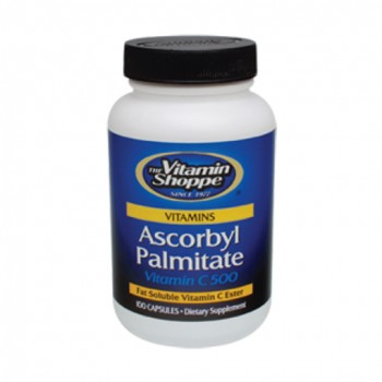 Ascorbil Palmitato + Vit. C (Antioxidante) Vitamin Shoppe