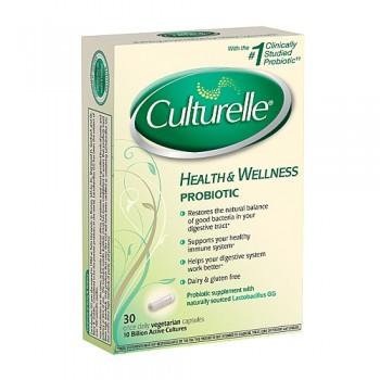 Culturelle Probiótico 10 Bilhões (30 Cápsulas)