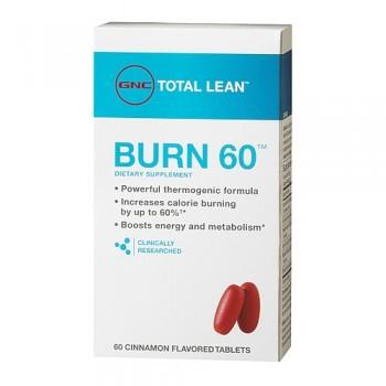 GNC Total Lean Burn (Queimador de Gorduras) 60