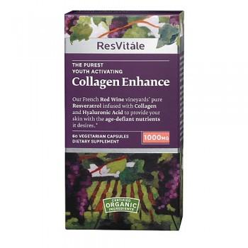 ResVitále Colágeno 1000mg + Resveratrol